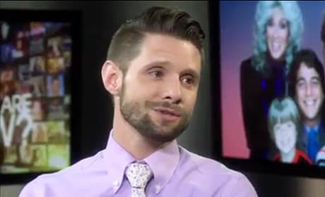 Danny Pintauro Sends Message About Drug Use