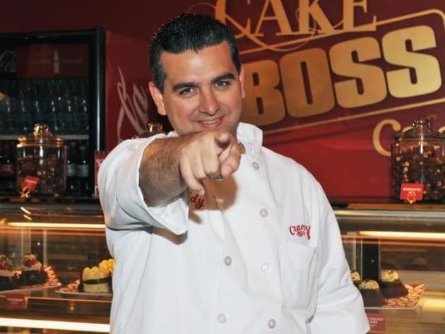 Buddy From Cake Boss Arrested