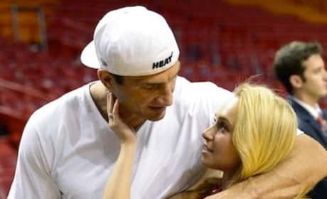 Wladimir Klitschko and Hayden Panettiere Photo