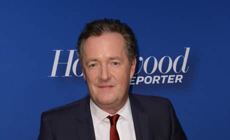 Piers Morgan on a Red Carpet