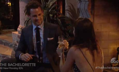 The Bachelorette Clip - Nick Gets a Date