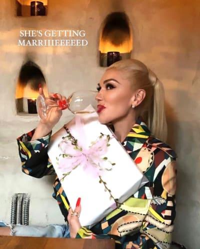 Gwen Stefani Is Getting Married