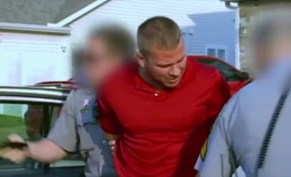 Jenelle Evans' Fiance Nathan Griffith Arrested on Teen Mom 2: Watch the Footage!