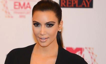 Kim Kardashian Books Trip to The Middle East