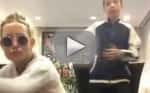"""Kate Hudson, Son Ryder Dance to """"Trap Queen"""""""