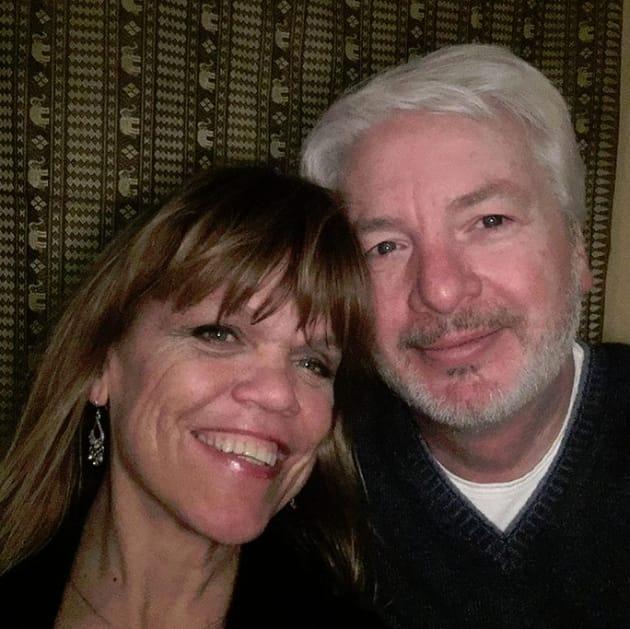 Amy Roloff & Chris Marek Image