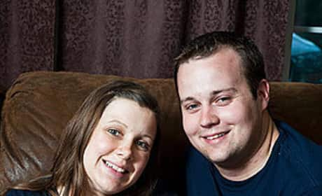 Josh and Anna Duggar Picture