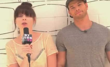 Kellan Lutz Loves His Mom, Dogs, Breaking Dawn Character