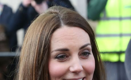 Kate Middleton Close-Up