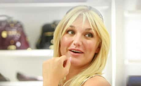Brooke Hogan, Shopping