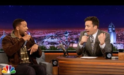 "Will Smith and Jimmy Fallon Team Up, Beatbox ""It Takes Two"""