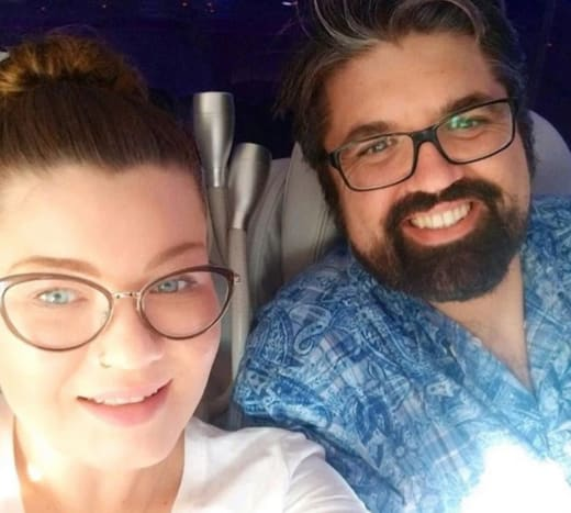 Amber Portwood and Andrew Glennon Throwback