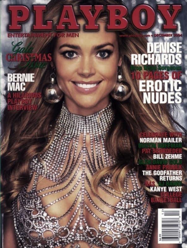 Denise Richards Playboy