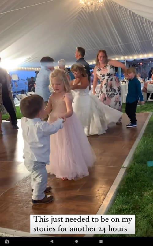 Cousins on the Dance Floor