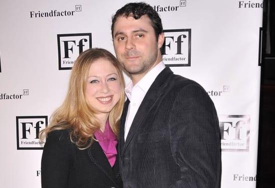 Chelsea Clinton, Husband Marc Mezvinsky