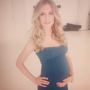 Kristin Cavallari Baby Bumpin' Selfie!