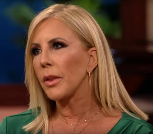 Vicki Gunvalson at the 2018 Reunion Special