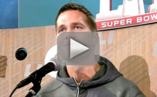 Tom Brady Gets All Weepy Over Unexpected Question