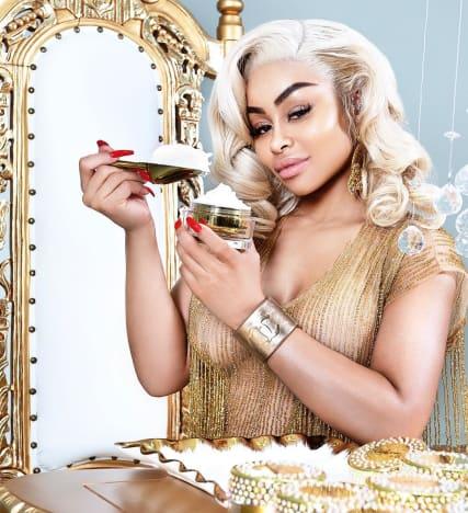 Blac Chyna Sells Skin-Whitening Bleach Cream