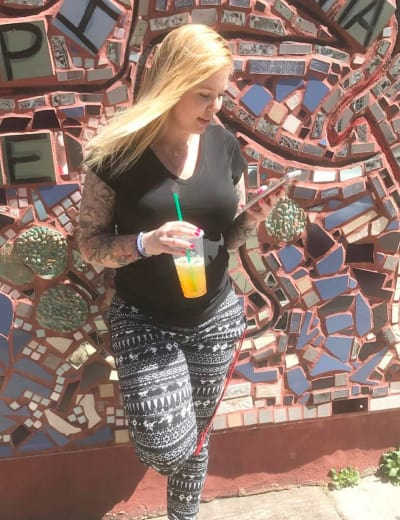 Kailyn Lowry Chills