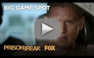 Prison Break Season 5 Super Bowl Teaser