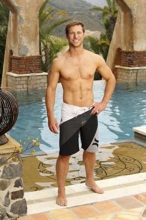 Jake on Bachelor Pad