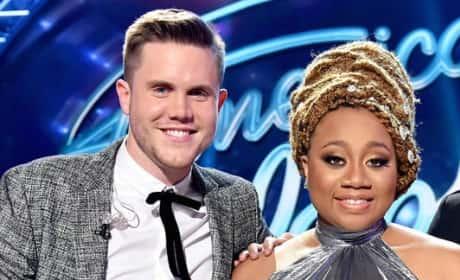 American Idol Finalists Photo