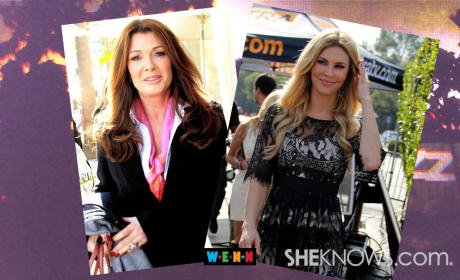 Brandi Glanville Slams Lisa Vanderpump (Again)