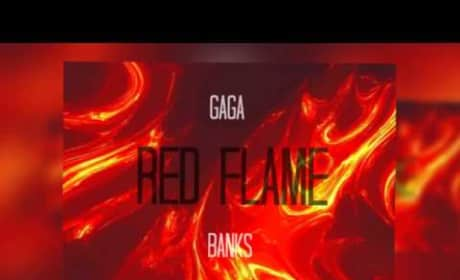 Lady Gaga - Red Flame ft. Azealia Banks
