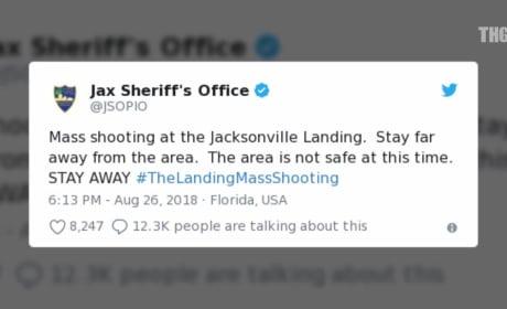 Jacksonville Mass Shooting Kills 3