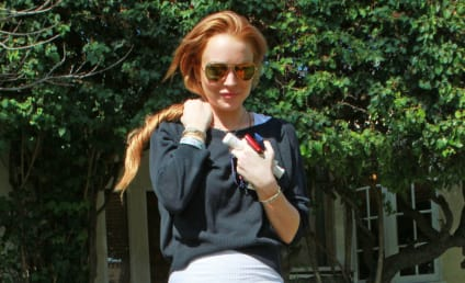 Lindsay Lohan Busted for DUI... AGAIN!!!