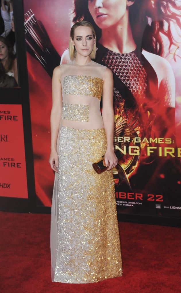Jena Malone at Los Angeles Premiere