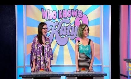 Katy Perry on Jimmy Kimmel Live
