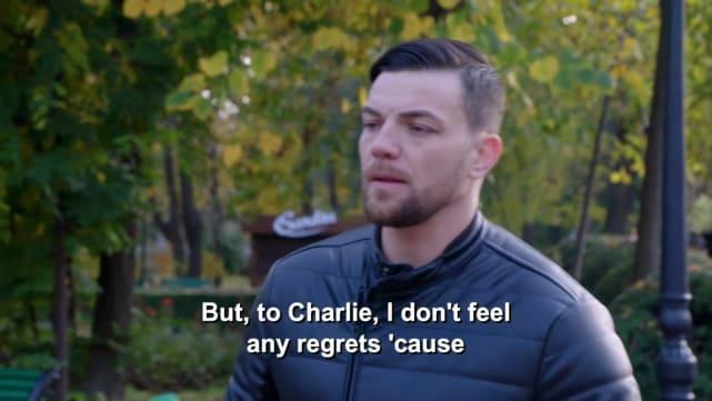 Pero SÓLO lo siente por Chuck