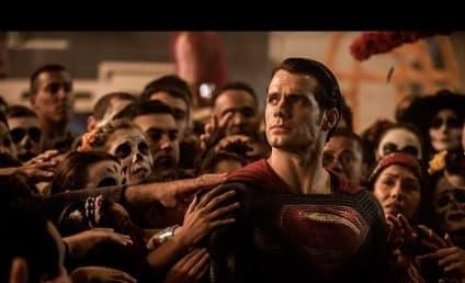 Batman v Superman Trailer: Welcome, Wonder Woman!