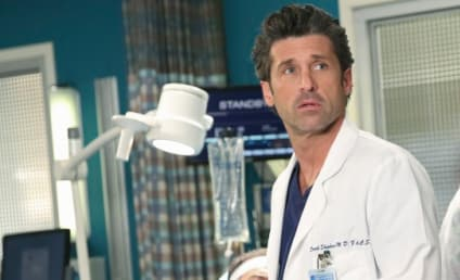 Patrick Dempsey: Leaving Grey's Anatomy?