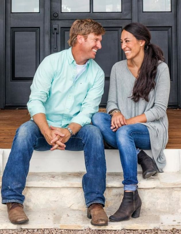 Chip Gaines And Joanna Gaines The Hollywood Gossip