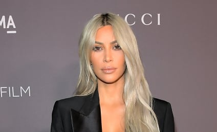 Kim Kardashian Taunts Mom-Shamers with Underwear Selfie!