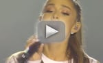 Ariana Grande Closes Out Manchester Concert in Emotional Fashion