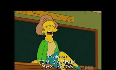 "Edna Krabappel ""HA!"" Montage"