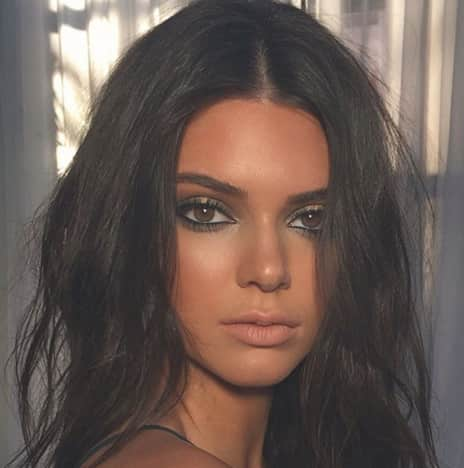 Kendall Jenner Klose Up