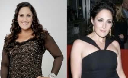 Ricki Lake Weight Loss Pics: Dancing With the Stars Does a Body Good!