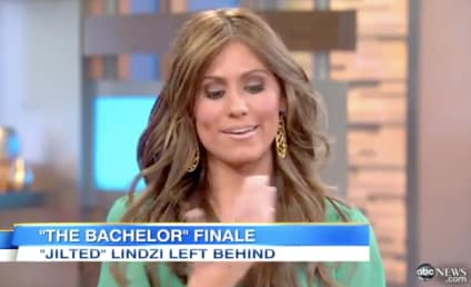 Lindzi Cox: Happiest Bachelor Castoff Ever!