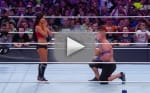 Nikki Bella and John Cena: Watch The Wrestlemania Proposal!