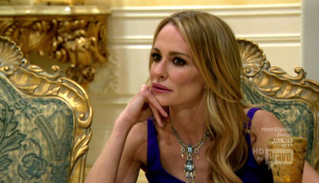 Taylor Armstrong on RHOBH