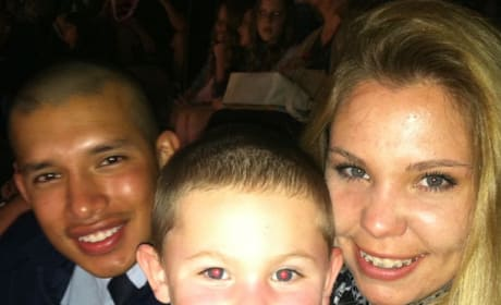 Kailyn Lowry, Javi Morroquin and Their Son