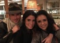 Ian Somerhalder Poses with Nina Dobrev AND Nikki Reed, Sends Message to Haters