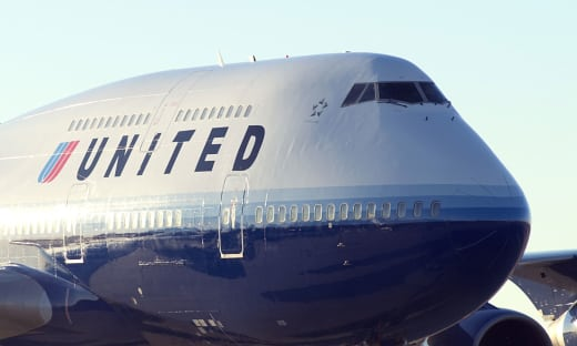 United Airlines Pic