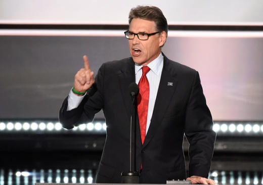 Rick Perry at 2016 Republican National Convention