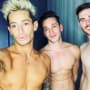 Frankie Grande, Daniel Sinasohn, and Mike Pophis Image